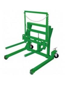 Elevador para ruedas 600 Kgs
