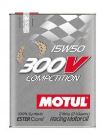 300V COMPETITION 15W50 60lt/kg