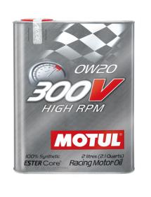 300V HIGH RPM 0W20 2lt/kg