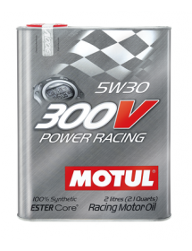 300V POWER RACING 5W30 2lt/kg
