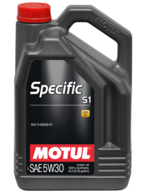 SPECIFIC S1 5W30 5lt/kg