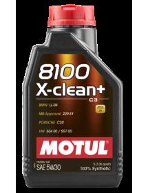 8100 X-CLEAN+ 5W30 208lt/kg