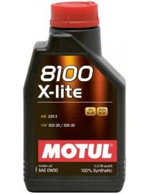 8100 X-LITE 0W30 5lt/kg