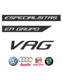 Reparación Arranque caliente Grupo VAG