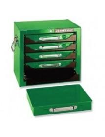 caja metálica con 5 Bolsas individuales