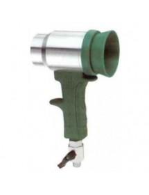 Pistola para secar pinturas acuosas