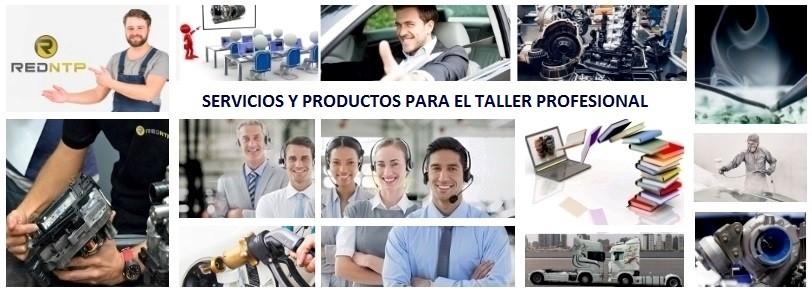 Servicios al taller profesional